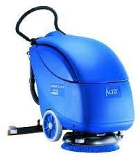 ALTO scrubtec compact, schoon/vuilwater